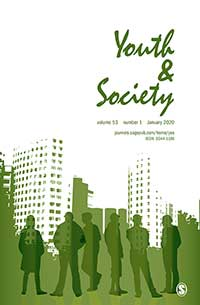 Youth and Society Journal cover